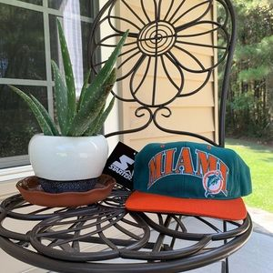 Classic Vintage Miami Dolphins Starter Hat